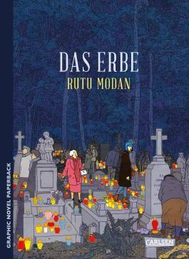 Graphic Novel Paperback: Das Erbe