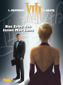 XIII 24: Das Erbe des Jason Mac Lane