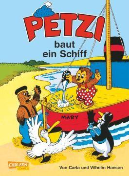 Petzi: Petzi baut ein Schiff