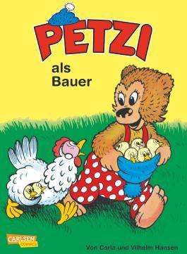 Petzi: Petzi als Bauer