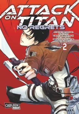 Attack on Titan - No Regrets 2