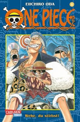 One Piece, Band 8