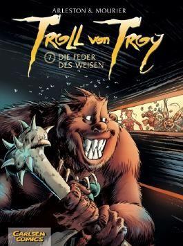 Troll von Troy 7: Die Feder des Weisen