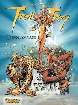 Troll von Troy 11: Trollympiade