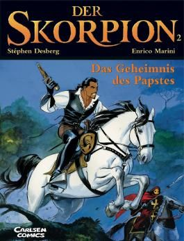 Der Skorpion 2: Das Geheimnis des Papstes