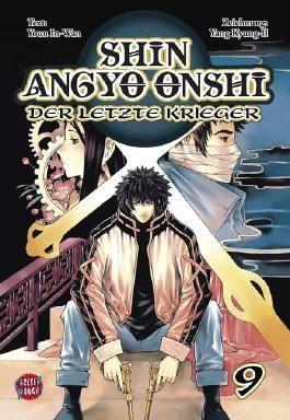 Shin Angyo Onshi - Der letzte Krieger / Shin Angyo Onshi, Band 9