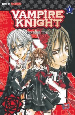 Vampire Knight 1