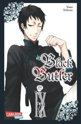 Black Butler 9: Black Butler, Band 9