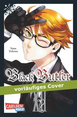Black Butler 12: Black Butler, Band 12