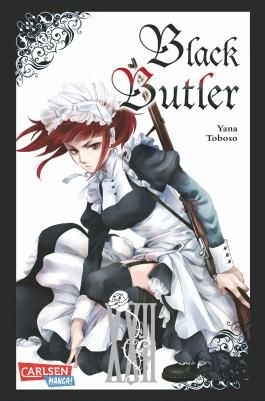 Black Butler 22: Black Butler, Band 22