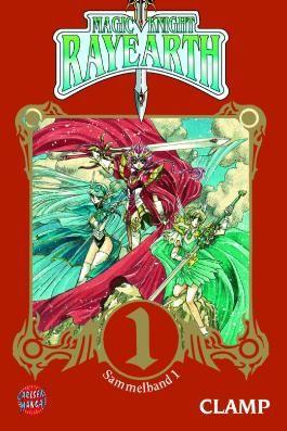 Magic Knight Rayearth - Sammelband-Edition, Band 1
