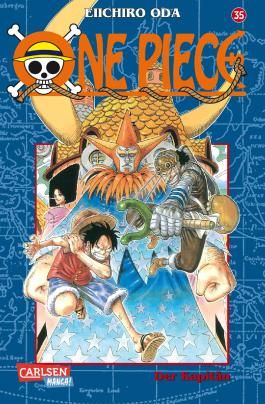 One Piece, Band 35
