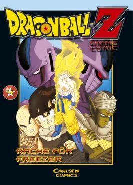 Dragon Ball Z - Band 4: Rache für Freezer