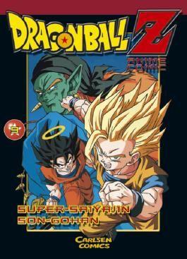 Dragon Ball Z, Band 9: Super-Saiyajin Son-Gohan
