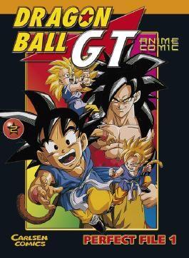 Dragon Ball GT, Band 2: Perfect File 1