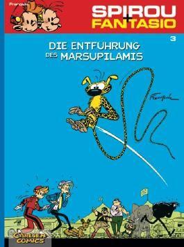 Spirou & Fantasio 3: Die Entführung des Marsupilamis