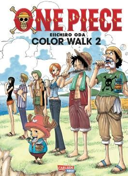 One Piece: Color Walk 2