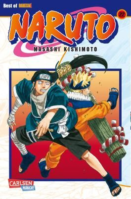 Naruto 22