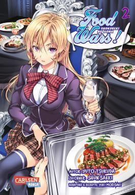 Food Wars - Shokugeki No Soma 2