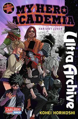 My Hero Academia - Ultra Archive - Variant Edition
