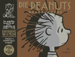 Peanuts Werkausgabe 16: 1981-1982