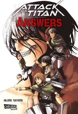 Attack on Titan: Answers