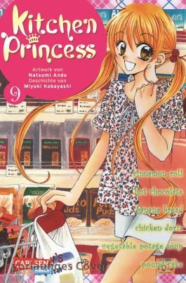 Kitchen Princess 9