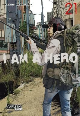 I am a Hero 21