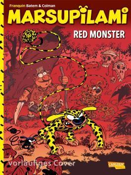 Marsupilami 6: Red Monster