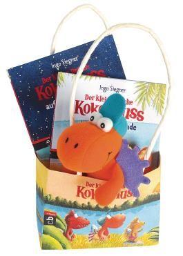 Der kleine Drache Kokosnuss - Geschenktüte - Set