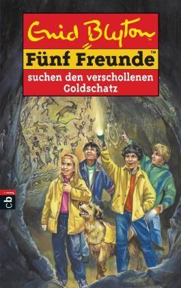 Fünf Freunde suchen den verschollenen Goldschatz