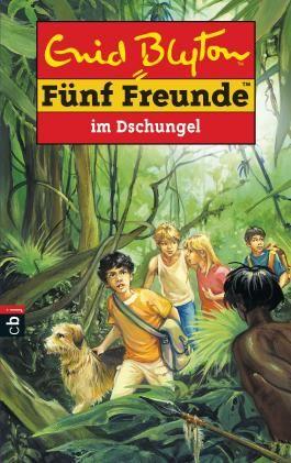 Fünf Freunde im Dschungel