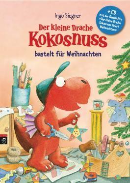 Der kleine Drache Kokosnuss bastelt für Weihnachten -