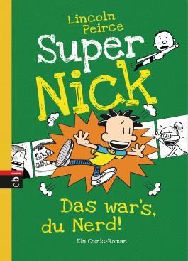 Super Nick - Das war's, du Nerd!