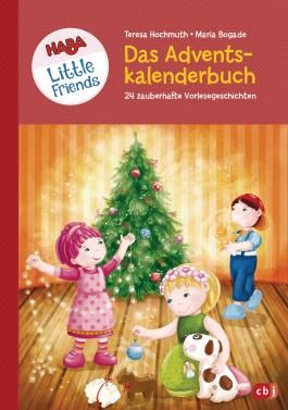 HABA Little Friends - Das Adventskalenderbuch