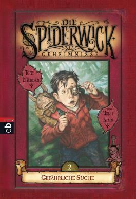 Die Spiderwick Geheimnisse - Gefährliche Suche