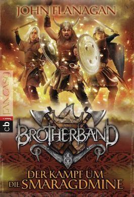 Brotherband - Der Kampf um die Smaragdmine