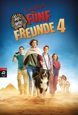 Fünf Freunde 4 - Das Buch zum Film