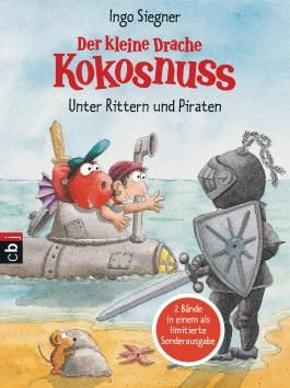 Der kleine Drache Kokosnuss - Unter Rittern und Piraten