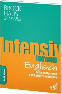 Brockhaus Scolaris Intensiv lernen Englisch 9.-10. Klasse