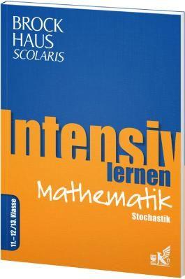 Brockhaus Scolaris Intensiv lernen Mathematik 11.-12./13. Klasse