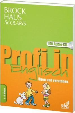 Brockhaus Scolaris Profi in Englisch 1.-2. Klasse, m. Audio-CD