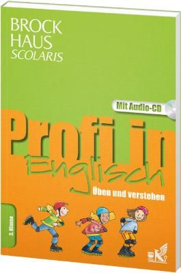 Brockhaus Scolaris Profi in Englisch 3. Klasse, m. Audio-CD