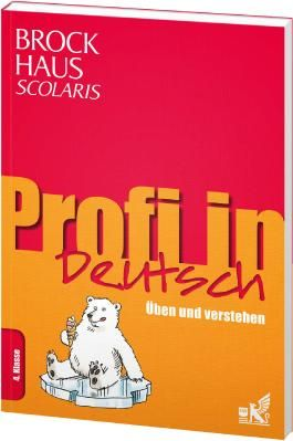 Brockhaus Scolaris Profi in Deutsch 4. Klasse
