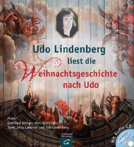 Udo Lindenberg liest die Weihnachtsgeschichte nach Udo