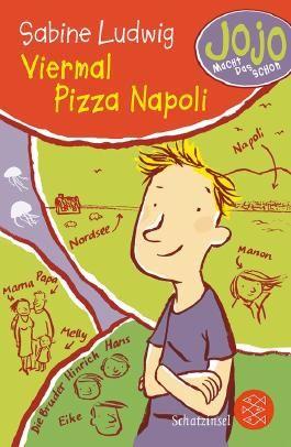 Jojo macht das schon – Viermal Pizza Napoli