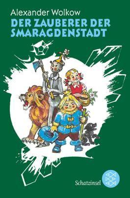 Die Wolkow-Zauberland-Reihe / Der Zauberer der Smaragdenstadt