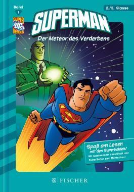 Superman 01: Der Meteor des Verderbens