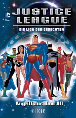 Justice League – Die Liga der Gerechten: Angriff aus dem All