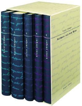 Auswahl aus dem Werk in fünf Bänden